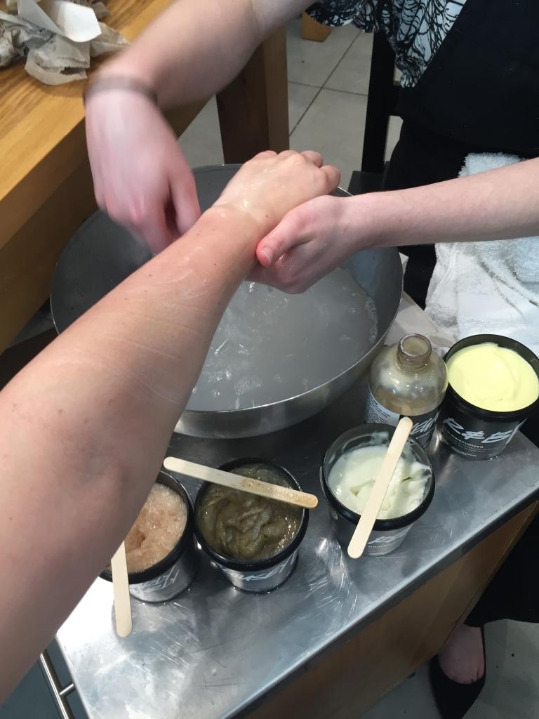 lush arm